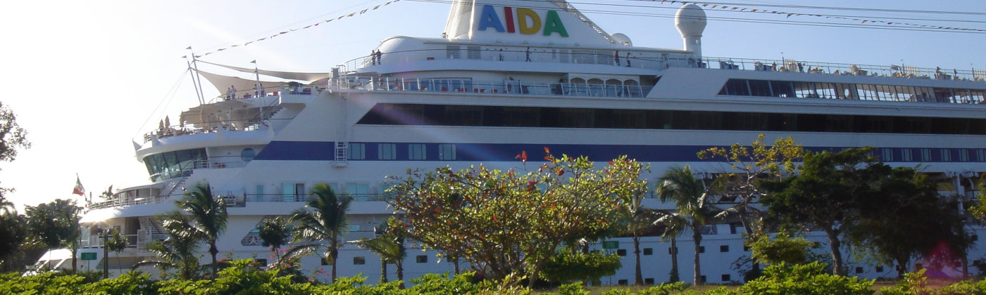 Das Leben an Bord eines Kreuzfahrtschiffes
